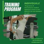 Training Program Individuale